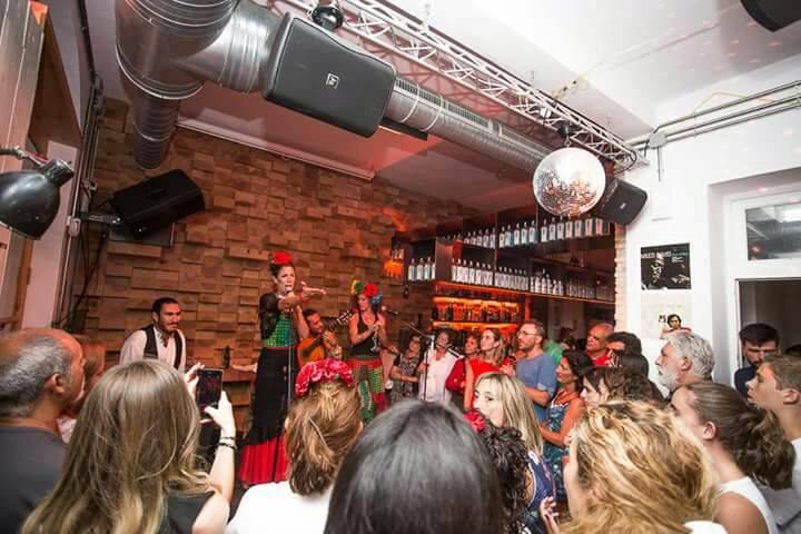 Taller flamenco para Empresas, Espectáculo Flamenco de lo más divertido