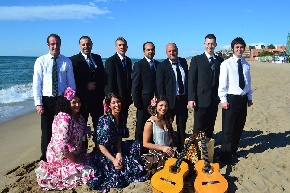 coro rociero barcelona