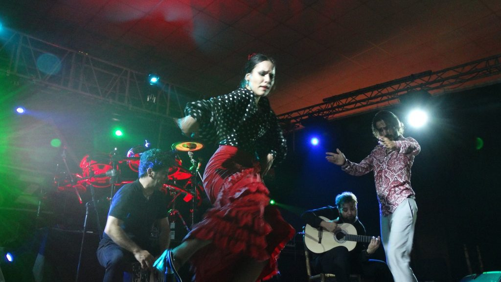 Compañía flamenca Bajandí