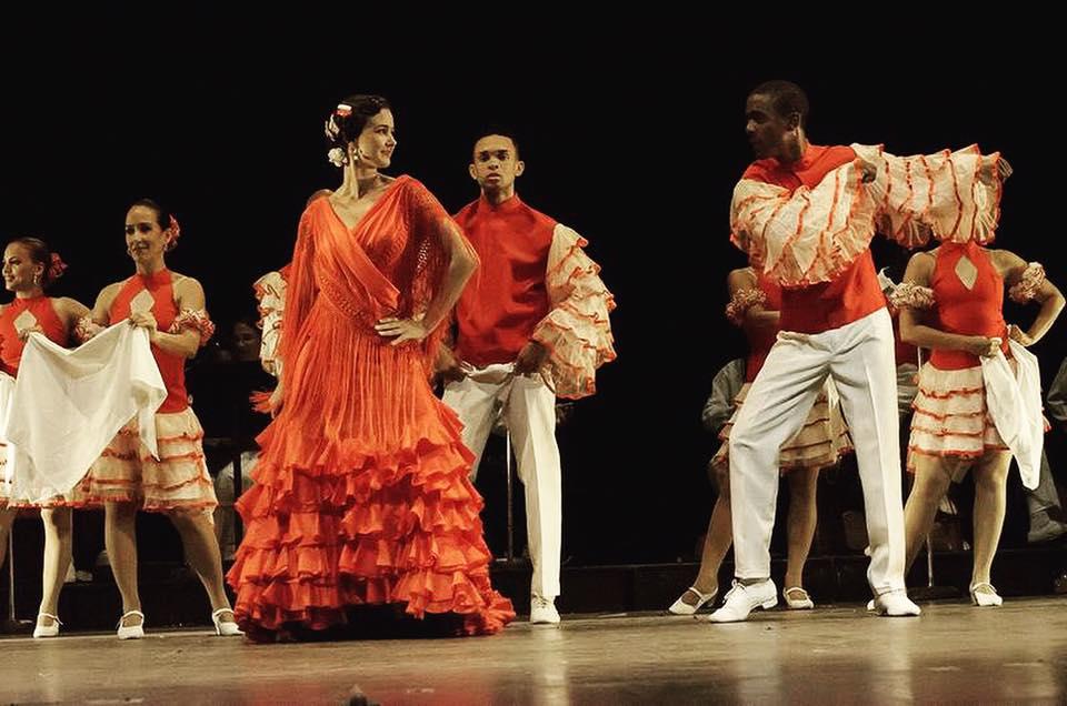 Compañía de Flamenco, Carolina Pozuelo