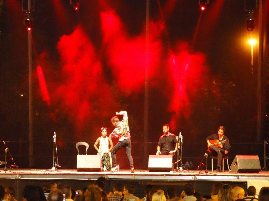 contratar espectáculo flamenco