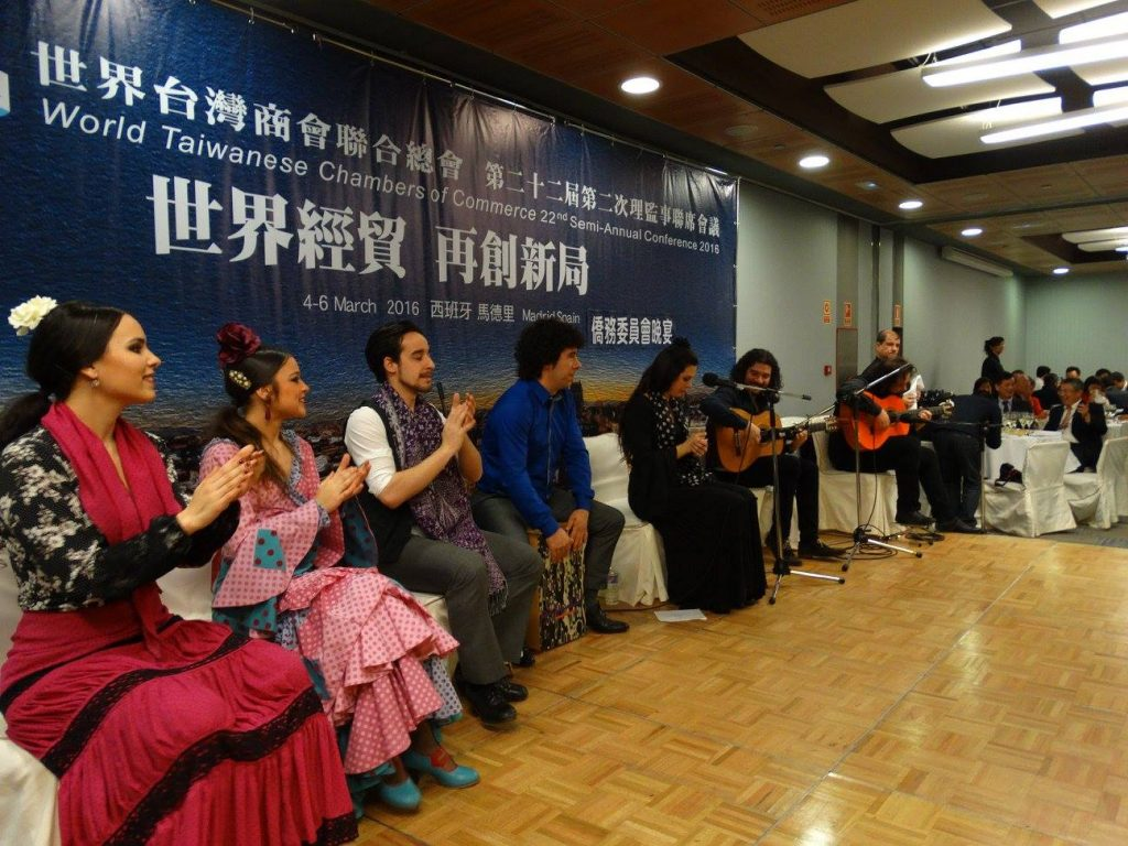 contratar espectáculo flamenco madrid